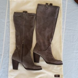 Ugg Brand Suede Boots